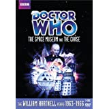 Doctor Who: The Space Museum/The Chase (Stories 15 and 16) ~ William Hartnell