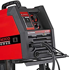 135 Amp MIG Flux Core Wire Welding Soldering Machine 115V W/Kits  by Amico