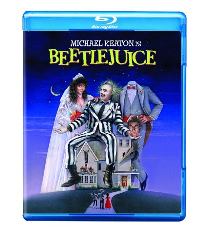 Cover art for  Beetlejuice [Blu-ray]