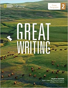 Great writing 2 great paragraphs 4th edition pdf
