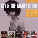 Original Album Classics : A Whole New Thing / Dance to the Music / Life / Stand / There's a Riot Goin' on (Coffret 5 CD)