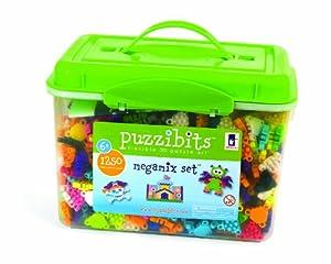 1250 Piece Puzzibits Megamix Set