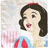 Girls Disney Princess Super Soft Face Wash Cloth Flannel Towel (Snow White)