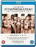 Nymphomaniac Volumes I & II Directors Cut [DVD] [Blu-ray]