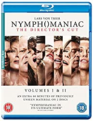 Nymphomaniac Volumes I & II Directors Cut [DVD] [Blu-ray]