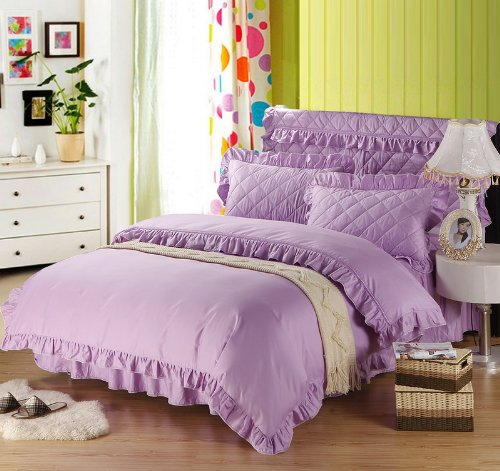 Queen Size Princess Bedding 3017 front
