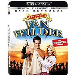 National Lampoon's Van Wilder [4K Ultra HD + Blu-ray]