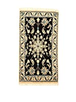 Design Community By Loomier Alfombra I Nain T (Azul/Beige)