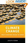 Climate Change: What Everyone Needs t...