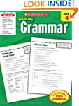 Scholastic Success with Grammar: Grade 4