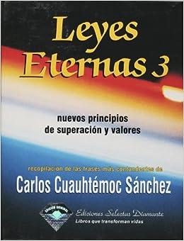 Leyes Eternas 3/ (Eterna Laws Pt. 3, VOl. 3): Nuevos Principios De