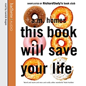 This Book Will Save Your Life Hörbuch