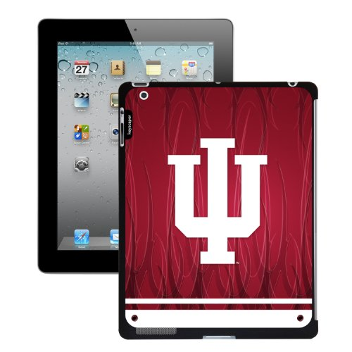 Indiana Hoosiers Ipad 2/3 Case Ghost Ncaa