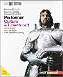Performer. Culture and literature. Con espansione online. Per le Scuole superiori. Con DVD-ROM