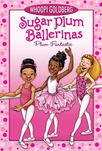 Image of Sugar Plum Ballerinas #1: Plum Fantastic