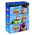 The Complete Toy Story Collection: Toy Story / Toy Story 2 / Toy Story 3 [Blu-ray] (Region Free)