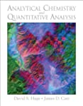 Analytical Chemistry and Quantitative...