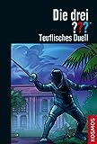 Die drei ??? Schattenwelt 1: Teuflisches Duell (drei Fragezeichen)