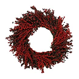 Product Image Faux Berry Wreath