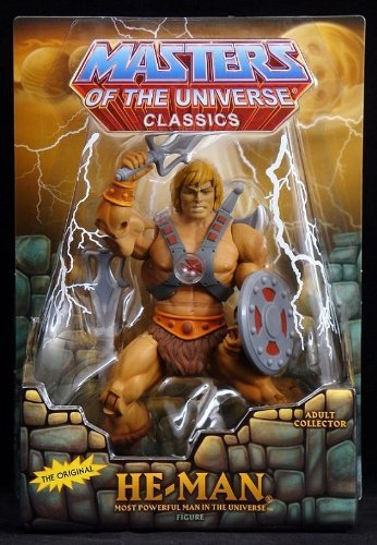 HeMan Masters of the Universe Classics Action Figure