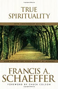 "Cover of ""True Spirituality"""