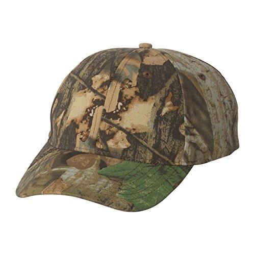 Kati LC10 Men's Structured Mid-Profile Camouflage Cap Advantage Timber One Size (Advantage Timber Camo Fabric compare prices)