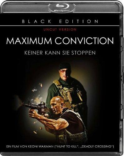 Maximum Conviction - Black Edition/Uncut [Alemania] [Blu-ray]