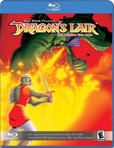 Dragon's Lair (Blu-ray)