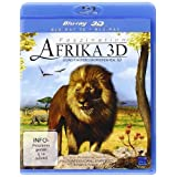 "Faszination Afrika 3D (3D Version inkl. 2D Version & 3D Lenticular Card) [3D Blu-ray]von ""-"""