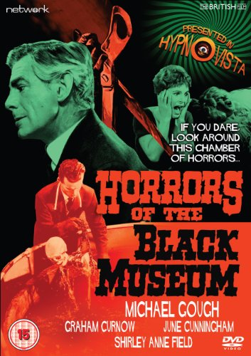 Horrors of the Black Museum [DVD]