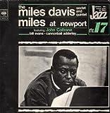 Miles At Newport LP (Vinyl Album) Dutch Cbs 1973