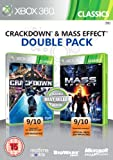 Microsoft Crackdown and Mass Effect - Double Pack (Xbox 360)