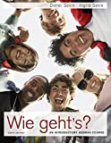 img - for Wie geht's? 9th edition by Sevin, Dieter, Sevin, Ingrid (2010) Loose Leaf book / textbook / text book