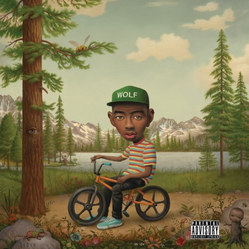 The Creator Tyler - Wolf (Deluxe Version)