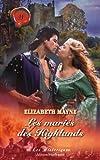 echange, troc Mayne Elizabeth - Les mariés des Highlands