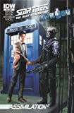 img - for Star Trek TNG/Doctor Who: Assimilation #6 book / textbook / text book