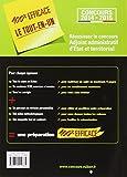 Image de Concours Adjoint administratif d'Etat et territorial - Toutes les épreuves - Catégorie C - Concours 2014-2015 - 100 % Efficace - Le Tout-en-un