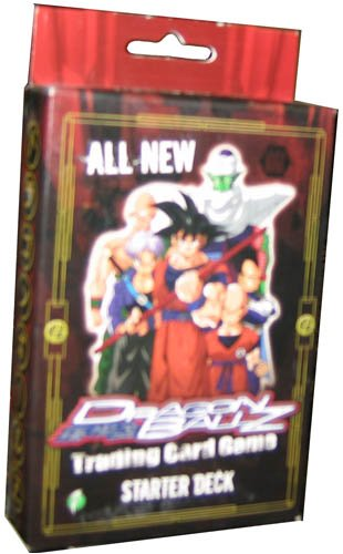 Dragonball Z Score Trading Card Game New Game Version Starter