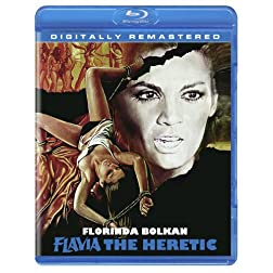 Flavia the Heretic Nun (Blu Ray) [Blu-ray] nunploitation