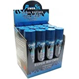 5x Power Butane Super Refined Fuel Gas 300 Ml (12 Cans)