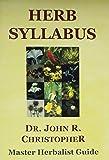 Herb Syllabus (First Printing)