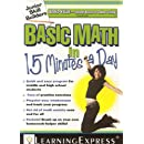 Basic Math in 15 Minutes a Day: Junior Skill Builder