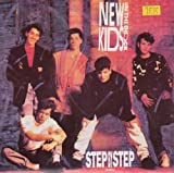 New Kids on the Block Step by Step [VINYL]