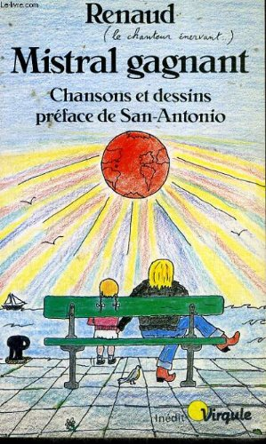 Image for RENAUD MISTRAL GAGNANT Chansons Et Dessins
