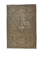 Eden Carpets Alfombra Vintage Barro 328 x 227 cm