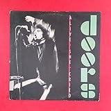 DOORS Alive, She Cried LP Vinyl VG+ Cover VG+ Sleeve Elektra ST E 60269