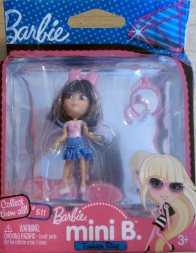 Barbie Min B Fashion Ring Series Doll #511