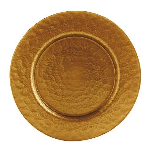 quid-textur-teller-prasentation-wasser-gold