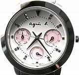 [アニエスベー]agnes b. 腕時計 BYU054P レディース [並行輸入品]