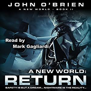 RETURN: A New World Hörbuch